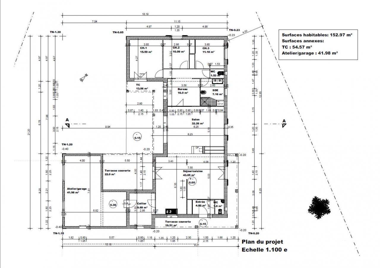 Maisons traditionnelles neuves et extensions