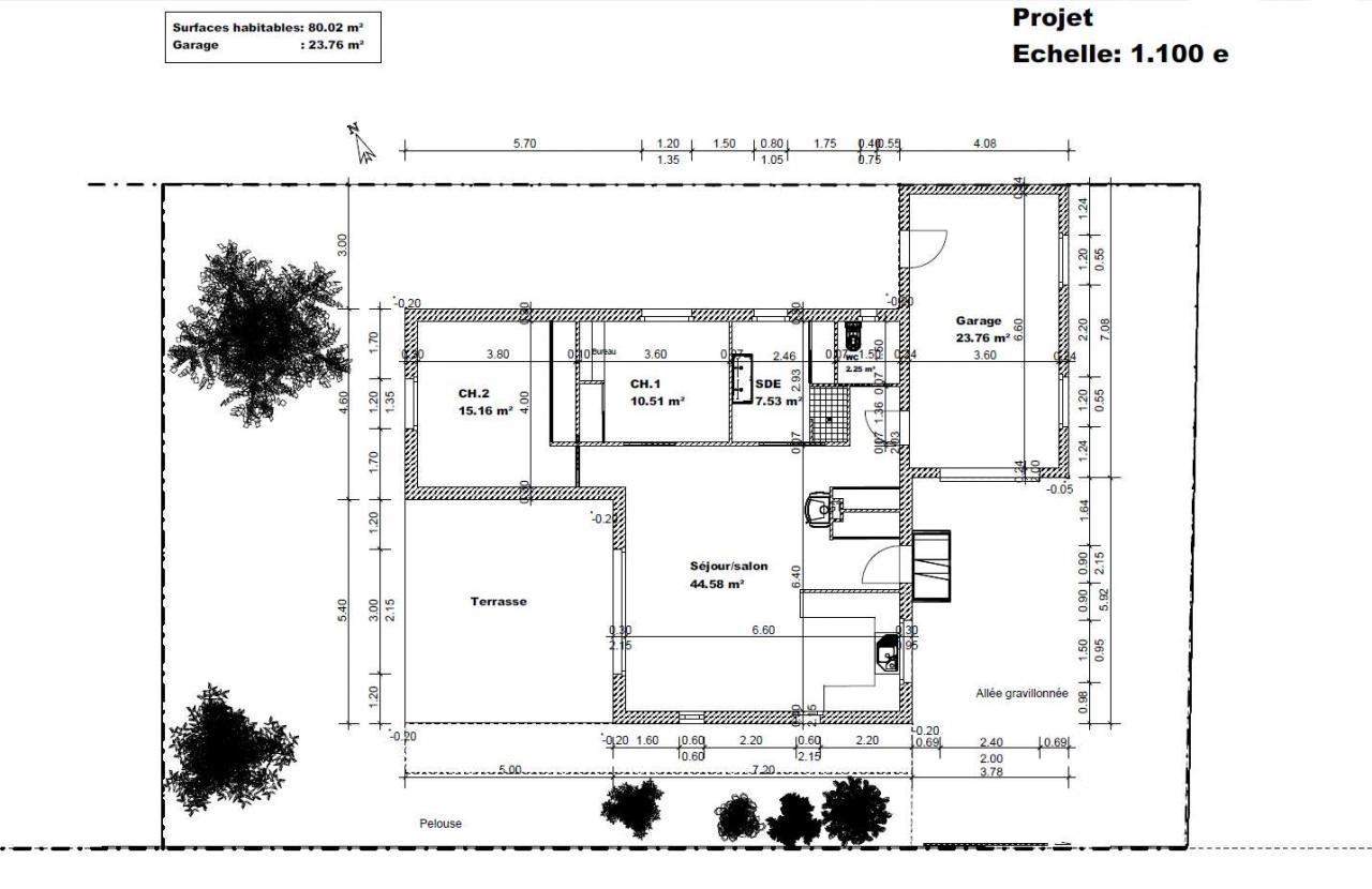 Maisons ossature bois
